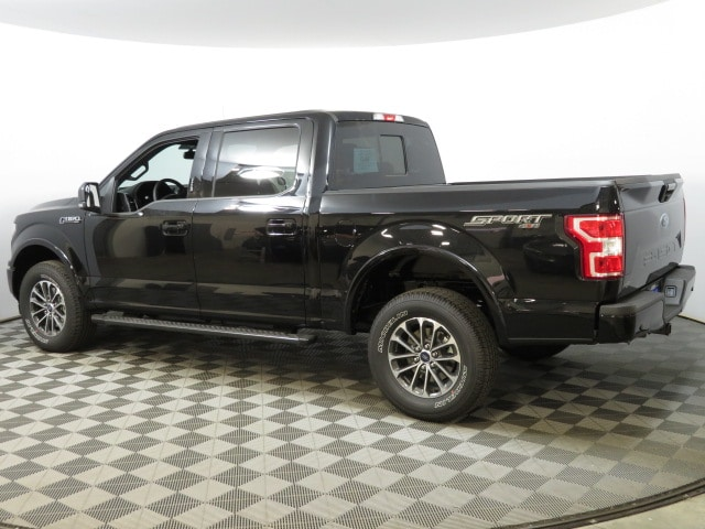 2018 F-150 SuperCrew Cab 4x4,  Pickup #T81735 - photo 2