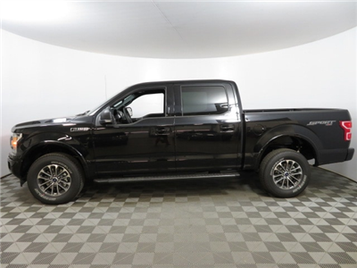 2018 F-150 SuperCrew Cab 4x4,  Pickup #T81735 - photo 5