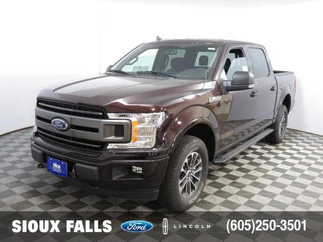 2018 F-150 SuperCrew Cab 4x4,  Pickup #T81812 - photo 1