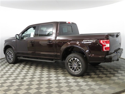 2018 F-150 SuperCrew Cab 4x4,  Pickup #T81812 - photo 2