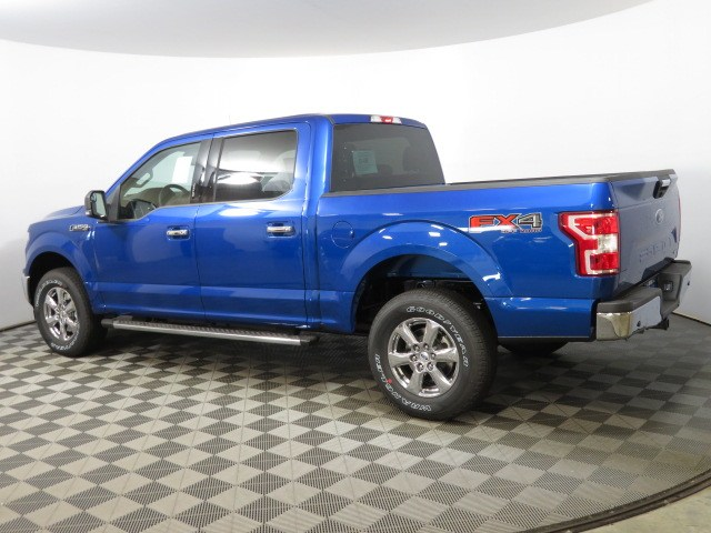 2018 F-150 SuperCrew Cab 4x4,  Pickup #T81814 - photo 2