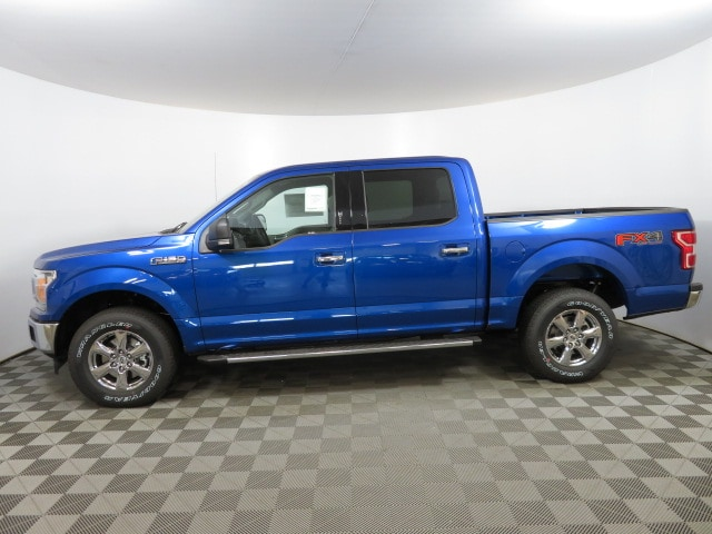 2018 F-150 SuperCrew Cab 4x4,  Pickup #T81814 - photo 5