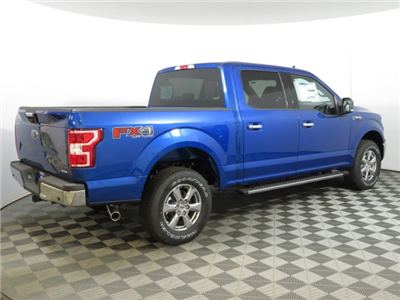 2018 F-150 SuperCrew Cab 4x4,  Pickup #T81814 - photo 4
