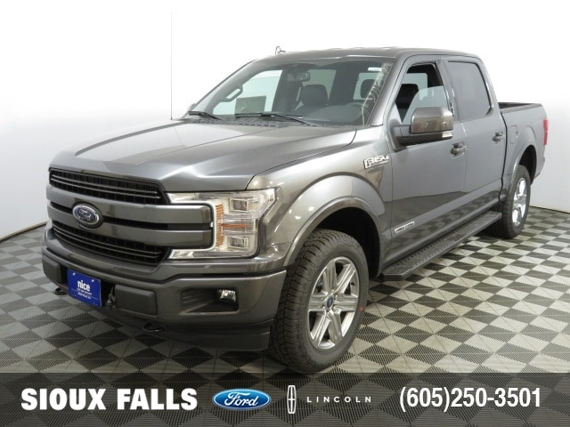 2018 F-150 SuperCrew Cab 4x4,  Pickup #T81898 - photo 1