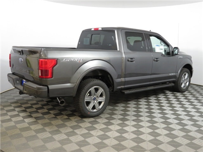 2018 F-150 SuperCrew Cab 4x4,  Pickup #T81898 - photo 4