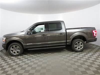 2018 F-150 SuperCrew Cab 4x4,  Pickup #T81898 - photo 5