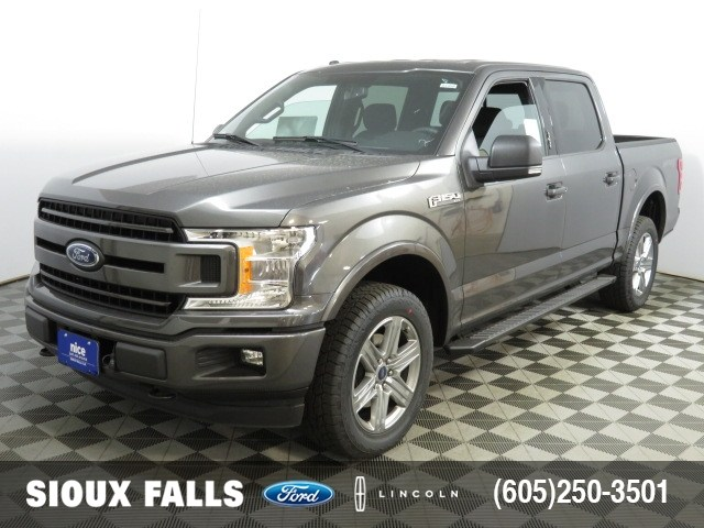 2018 F-150 SuperCrew Cab 4x4,  Pickup #T81958 - photo 1