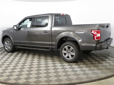 2018 F-150 SuperCrew Cab 4x4,  Pickup #T81958 - photo 2