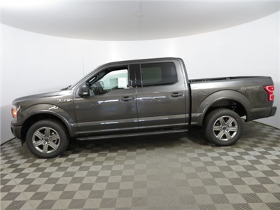 2018 F-150 SuperCrew Cab 4x4,  Pickup #T81958 - photo 5