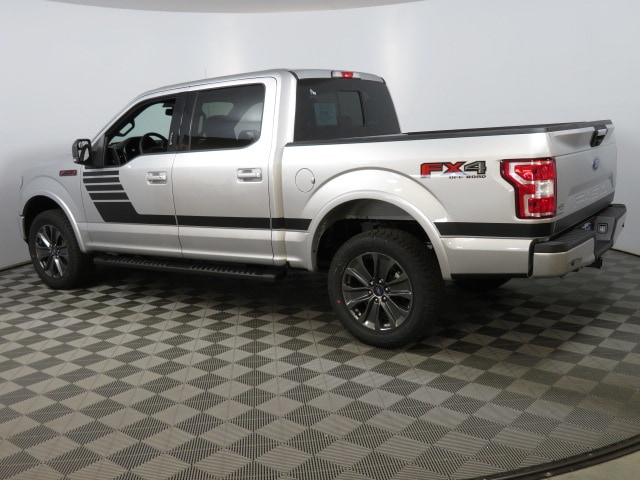 2018 F-150 SuperCrew Cab 4x4,  Pickup #T81989 - photo 2