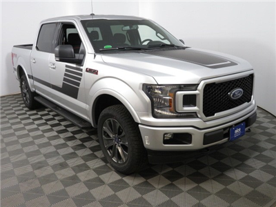 2018 F-150 SuperCrew Cab 4x4,  Pickup #T81989 - photo 3