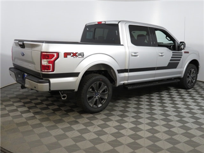 2018 F-150 SuperCrew Cab 4x4,  Pickup #T81989 - photo 4