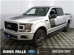 2018 F-150 SuperCrew Cab 4x4,  Pickup #T81989 - photo 1