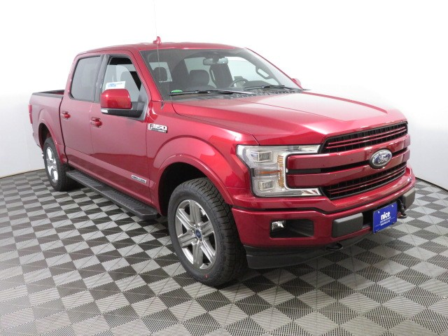 2018 F-150 SuperCrew Cab 4x4,  Pickup #T82070 - photo 3