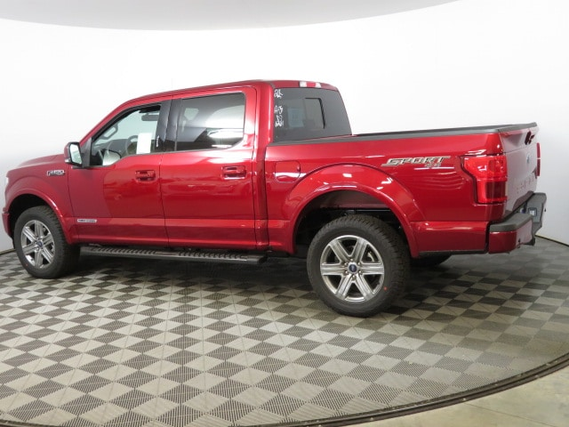 2018 F-150 SuperCrew Cab 4x4,  Pickup #T82070 - photo 2