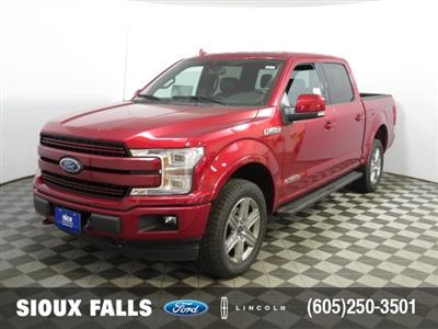 2018 F-150 SuperCrew Cab 4x4,  Pickup #T82070 - photo 1