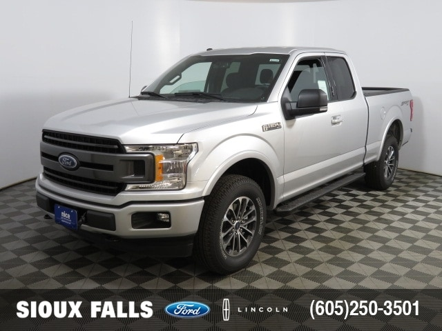 2018 F-150 Super Cab 4x4,  Pickup #T82240 - photo 1
