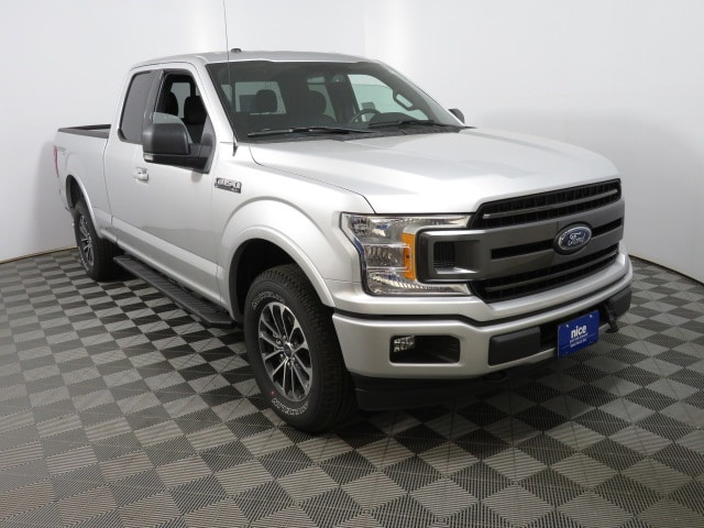 2018 F-150 Super Cab 4x4,  Pickup #T82240 - photo 3