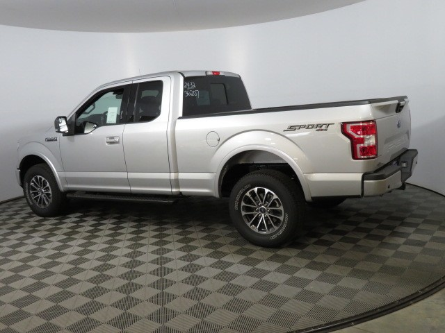 2018 F-150 Super Cab 4x4,  Pickup #T82240 - photo 2