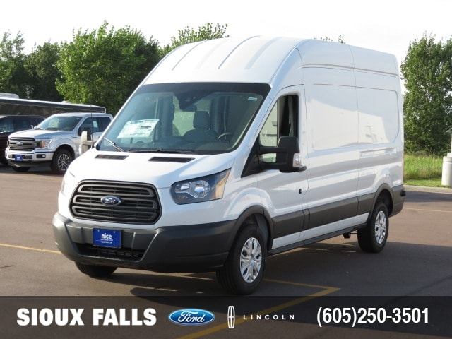 2018 Transit 350 High Roof 4x2, Empty Cargo Van #T82250 - photo 1
