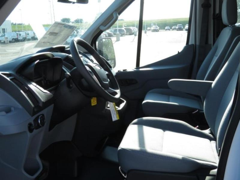 2018 Transit 350 High Roof 4x2,  Empty Cargo Van #T82250 - photo 17