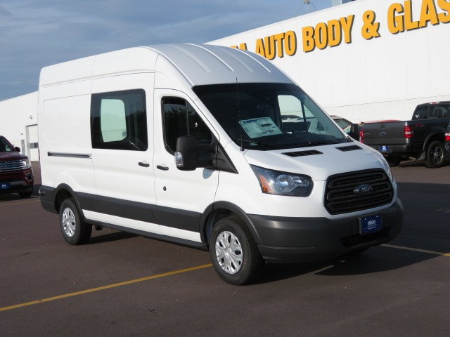 2018 Transit 350 High Roof 4x2, Empty Cargo Van #T82250 - photo 3