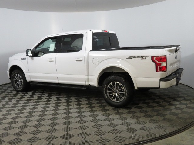2018 F-150 SuperCrew Cab 4x4,  Pickup #T82297 - photo 2