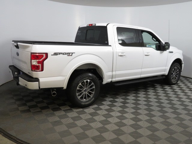 2018 F-150 SuperCrew Cab 4x4,  Pickup #T82297 - photo 4