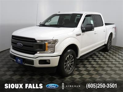 2018 F-150 SuperCrew Cab 4x4,  Pickup #T82297 - photo 1