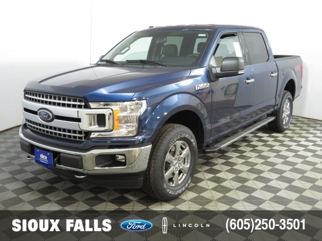 2018 F-150 SuperCrew Cab 4x4,  Pickup #T82437 - photo 1