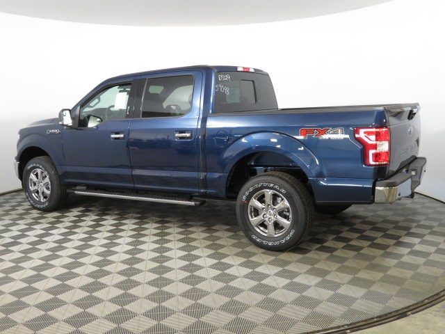 2018 F-150 SuperCrew Cab 4x4,  Pickup #T82437 - photo 2