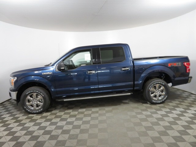 2018 F-150 SuperCrew Cab 4x4,  Pickup #T82437 - photo 5