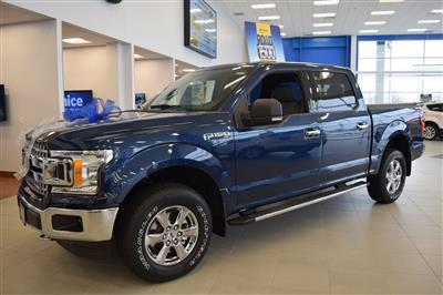 2018 F-150 SuperCrew Cab 4x4,  Pickup #T82437 - photo 11