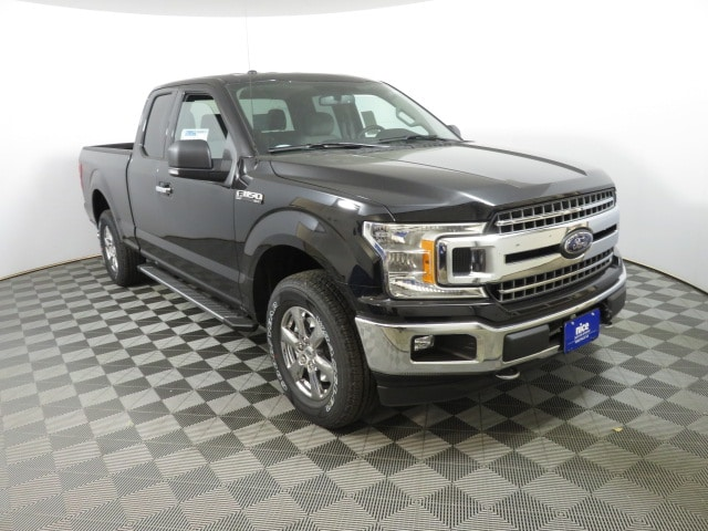 2018 F-150 Super Cab 4x4,  Pickup #T82660 - photo 3