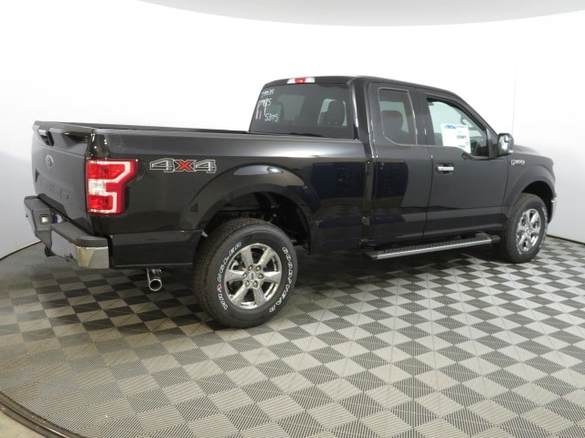 2018 F-150 Super Cab 4x4,  Pickup #T82660 - photo 4