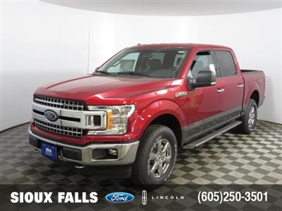 2018 F-150 SuperCrew Cab 4x4,  Pickup #T82678 - photo 1