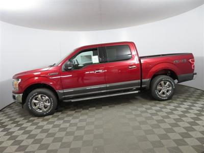 2018 F-150 SuperCrew Cab 4x4,  Pickup #T82678 - photo 5