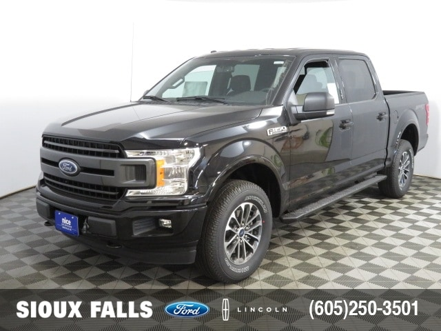 2018 F-150 SuperCrew Cab 4x4,  Pickup #T82681 - photo 1