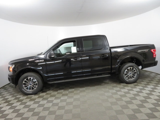 2018 F-150 SuperCrew Cab 4x4,  Pickup #T82681 - photo 5