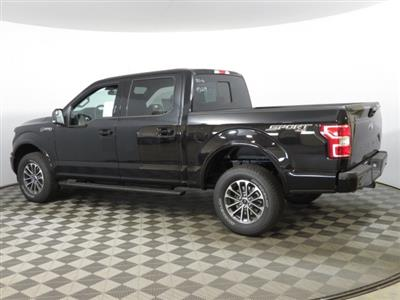 2018 F-150 SuperCrew Cab 4x4,  Pickup #T82681 - photo 2