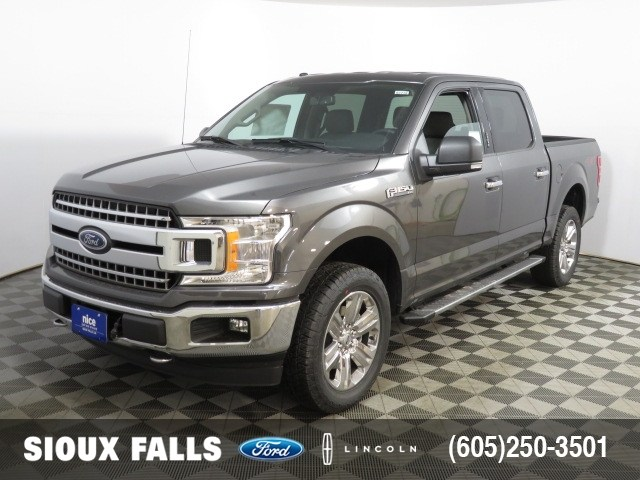 2018 F-150 SuperCrew Cab 4x4,  Pickup #T82718 - photo 1