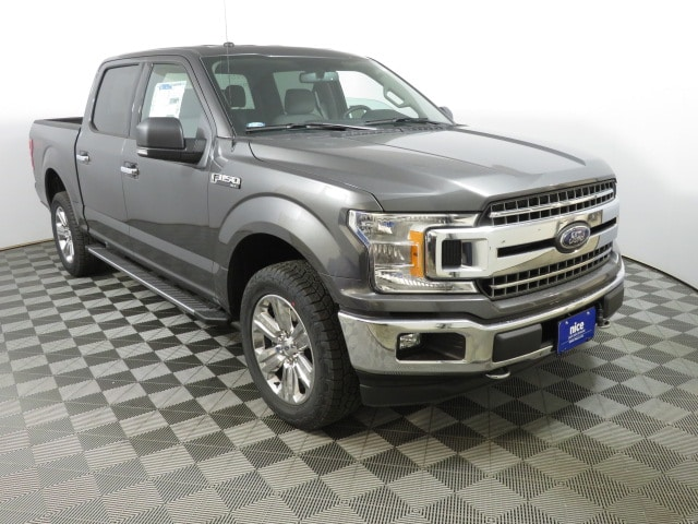 2018 F-150 SuperCrew Cab 4x4,  Pickup #T82718 - photo 3