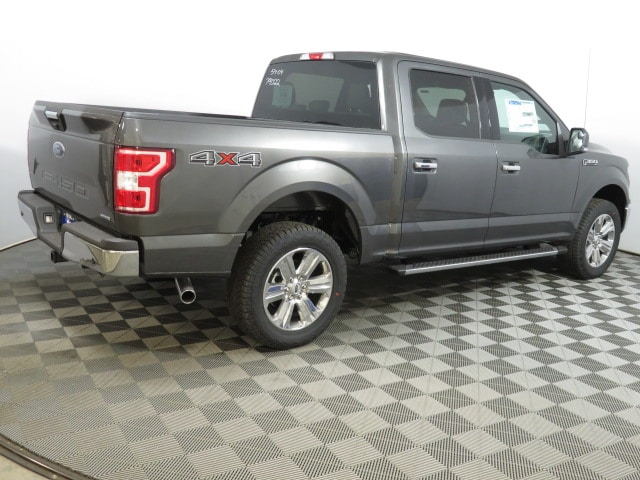 2018 F-150 SuperCrew Cab 4x4,  Pickup #T82718 - photo 4