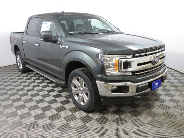 2018 F-150 SuperCrew Cab 4x4,  Pickup #T82918 - photo 3