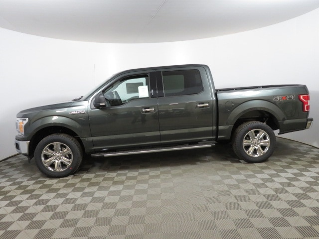 2018 F-150 SuperCrew Cab 4x4,  Pickup #T82918 - photo 4
