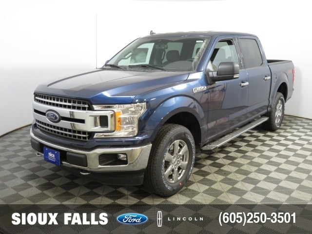 2019 F-150 SuperCrew Cab 4x4,  Pickup #T83002 - photo 1