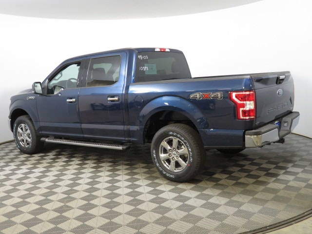 2019 F-150 SuperCrew Cab 4x4,  Pickup #T83002 - photo 2