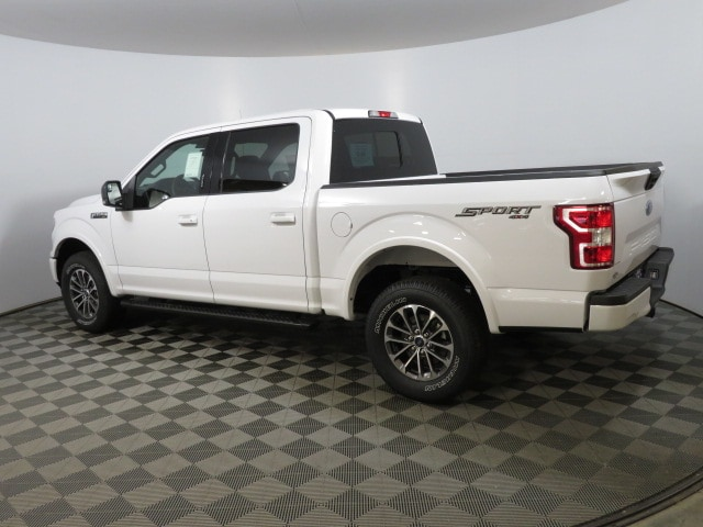 2019 F-150 SuperCrew Cab 4x4,  Pickup #T83011 - photo 2