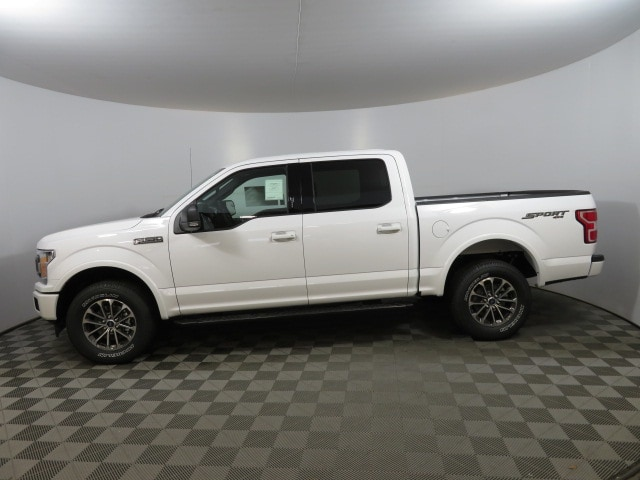 2019 F-150 SuperCrew Cab 4x4,  Pickup #T83011 - photo 5