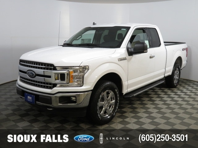 2019 F-150 Super Cab 4x4,  Pickup #T83030 - photo 1